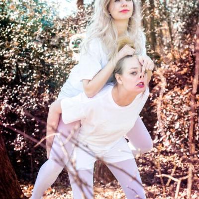 Anne & Lisa foto Roxanne Hellevoort